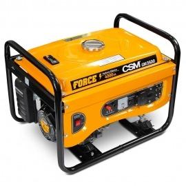 Gerador à Gasolina GM 3500 - 6,5HP - 110/220v - Csm