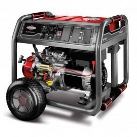 Gerador à Gasolina GS8000 ELITE - Partida Elétrica  - Branco
