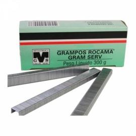 Grampo para grampeador manual 106/8 - Rocama