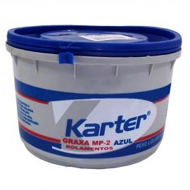 Graxa Azul MP2A 0,5kg Para Rolamento