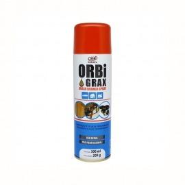 Graxa Spray Branca 300ml - Orbigrax