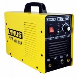 Inversor de Solda MMA-TIG 200A - LTIG-200 - Lynus