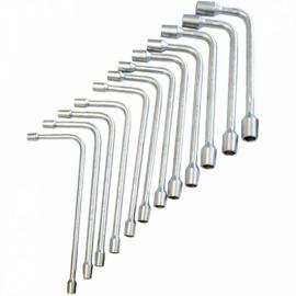 Jogo de Chaves Biela - 8 a 19 mm - 12 peças (025.101) - Gedore