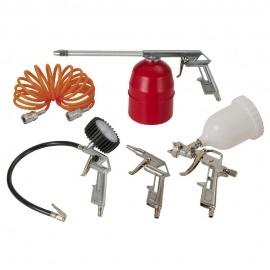 Kit Acessorios Para Compressor Air Kit 5 peças - Schulz