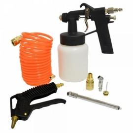 Kit Compressor de Ar  Kit-Jetmil / Jetmais - 7 Peças - Motomil