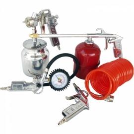 Kit Compressor de Ar Kit-MAC 5 Peças - Lynus