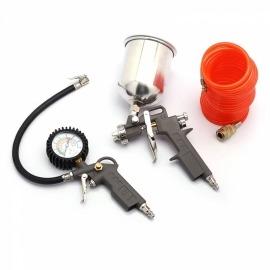 Kit Compressor de Ar Kit-Mam - 4 Peças - Motomil