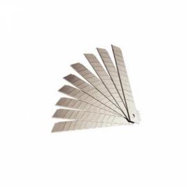 Lâmina para Estilete 25mm com 10 Peças - Bellota