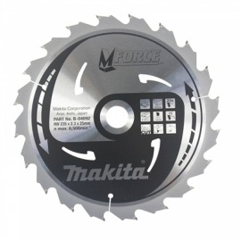 Lâmina para Serra Circular 235mm 20 Dentes B-04092 - Makita