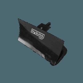 Lamina Frontal Niveladora Para Motocultivadora Branco BTTG - 6,5 - Maquina Fort
