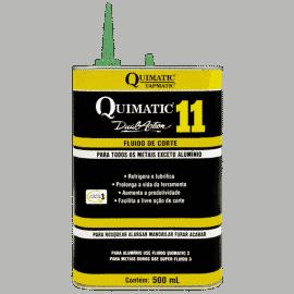 Óleo Fluído Sintético para Corte de Ferro Quimatic Nº 11 - 500ml - Tapmatic