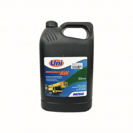 Oleo Hidramax Aw68 5,0l Hidraulico Alta Viscosidade - Uni
