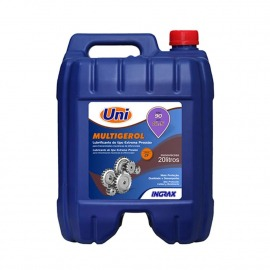 Óleo Lubrificante Multigerol - Ep 90 - 20,0 Litros - Uni
