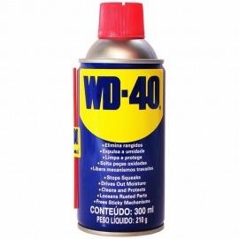 Óleo Lubrificante Multiusos WD 40 - 300ml