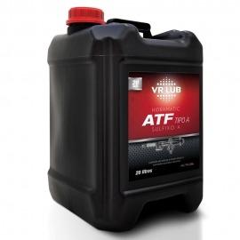 Óleo Lubrificante  VR Hidramatic ATF Tipo A 20 Litros - Vr Lub