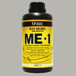 Óleo Solúvel Semi Sintético - ME-1 - 1 Litro - Quimatic - Tapmatic