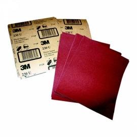 Lixa de papel folha d`água grana 320 - 3m