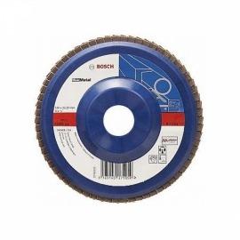 Lixa Flap Disc R822 - 115X22 - GR. 60 - Bosch