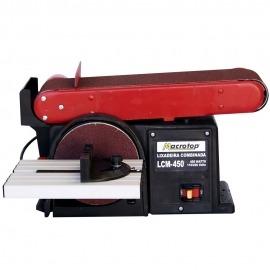 Lixadeira Combinada de Bancada 375W - LCM-450 - Lynus