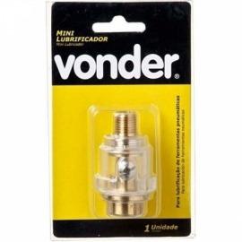 Lubrificador Mini para Ferramentas Pneumáticas - Vonder