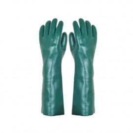 Luva PVC Forrada 60cm - CA 34568 - Lisa - Plastcor