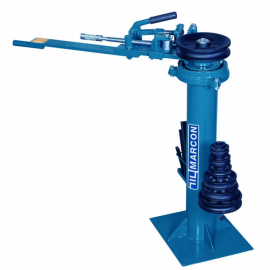 Máquina de curvar tubos - 3/8 A 1.1/4 - com base - Cortesa
