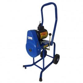 Máquina Desentupidora FPF 500 - 15m de cabo 1.1/4 e 15m de cabo 5/8 - Bivolt - FPF
