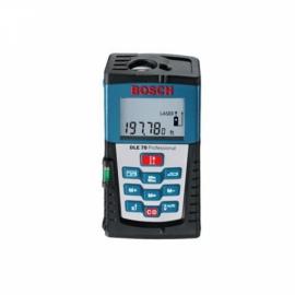 Medidor de Distância - Trena a Laser DLE 70 - Professional - 1016 - Bosch