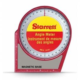 Medidor de Ângulo AM-2 com Base Magnética - Starrett