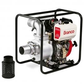 Motobomba à Diesel - BD700CF 4