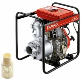 Motobomba à Diesel - BD700CFE 4