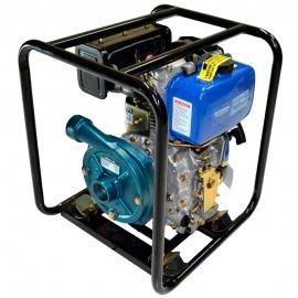 Motobomba Diesel - MDC -100 - 10hp - Eletroplas