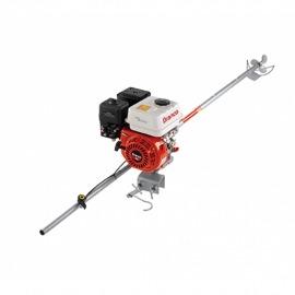 Motor Com Rabeta B4T 5,5CV RDP Com Rabeta LG Especial - Sem Alerta de Óleo - Branco
