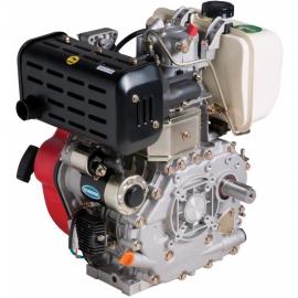Motor à Diesel - BD 10,0CV  R  - Com Redução e Partida Elétrica - Branco