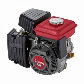 Motor à Gasolina B4T 2,8CV - Partida Manual  - Branco