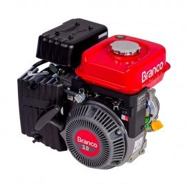 Motor à Gasolina - B4T - 3,0HP - Partida Manual - Branco