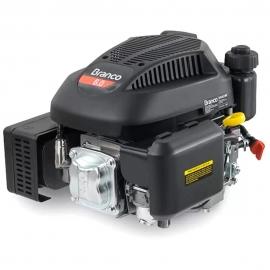 Motor Gasolina - B4T - 6,0cv -  Partida Manual Com Eixo - Branco