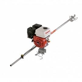Motor à Gasolina - B4T 6,5CV RDP - Com Rabeta Longa Simples - Sem Alerta de Óleo - Branco