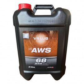 Óleo Lubrificante Hidráulico - AWS 68 - 20 Litros - VR LUB