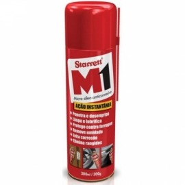 Oleo lubrificante m1-215 300ml - Starrett