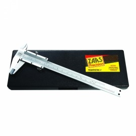 Paquímetro - 150 mm - inox - Zaas