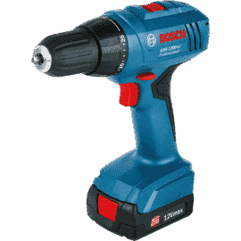 Parafusadeira a Bateria 12v GSR - 1200-LI  - Bosch