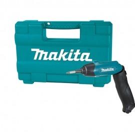 Parafusadeira Reta Dobrável a Bateria - 3,6V - DF001DW - com 83 peças - Makita