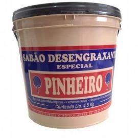 Pasta para Lavar Mãos  4,5 kg - Pinheiro