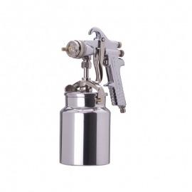 Pistola para pintura alta pressão tipo sucção - MILENIUM - 5 - Arprex
