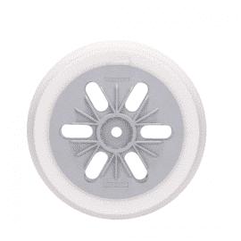 Disco Base Para Lixamento Macio com 6 furos - 150 mm - 2.608.601.115 - Bosch