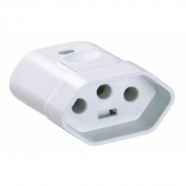 Plug Fêmea 20A 57402/055 - Tramontina