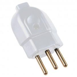 Plug Macho 20A - 3 Pinos