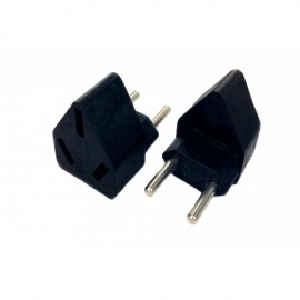 Plug Para Ar (3 Pinos Chatos)