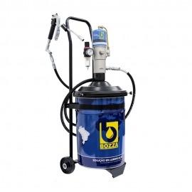 Propulsora Pneumática para Graxa 11020-R20-G4 - 20kg - Bozza